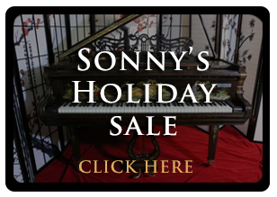 Sonny's Pianos piano tips and advice