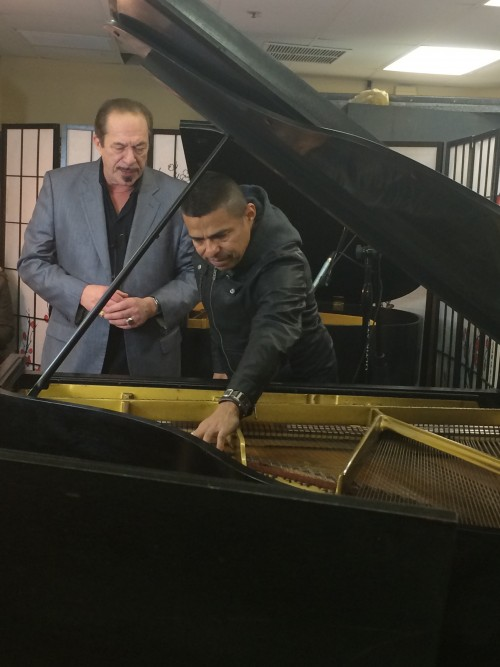 Benito Gonzalez Two Time Grammy Nominee Plays
