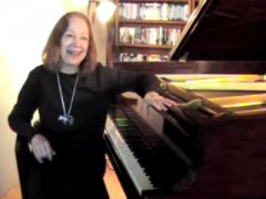 R.I.P. In memory Connie Crothers 1941-2016  A Connie Crothers Spontaneous Improvisation Demonstration