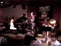 Connie Crothers and Richard Tabnik Quartet at Birdland June 3, 2000 Part Two