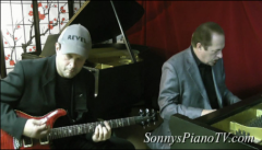 Moondance Improvisation by Mark & Sonny Stancarone