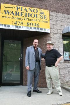Jazz Pianist Scott Ballin Plays