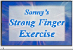Lesson 3: Sonny's Strong Finger Exercise