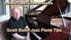 Sonny's Pianos presents Scott Ballin Jazz Piano Tips: Playing The Blues!