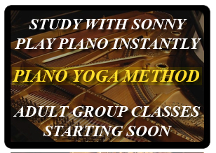Sonny's Pianos piano lessons