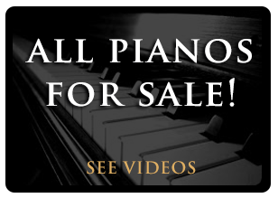 Sonny's Pianos bargain basement clearance pianos