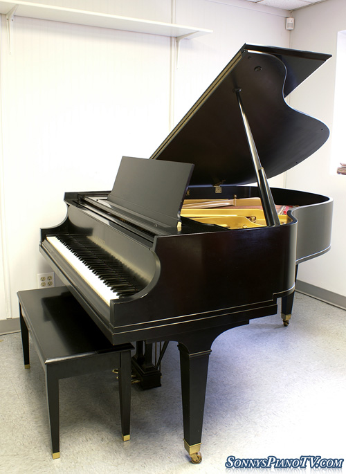 (SOLD) Baldwin Grand Piano Model R  5'8