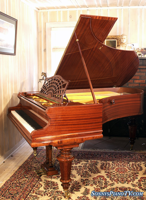 (SOLD Congratulations Doctor Bob)  BECHSTEIN - Grand Piano 6'7