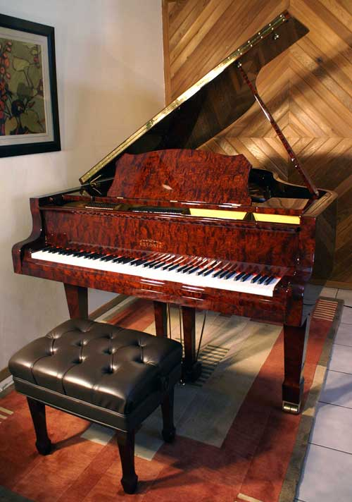 (SOLD) Congratulations Knight Family! Laul Estonia Grand Piano 6'3