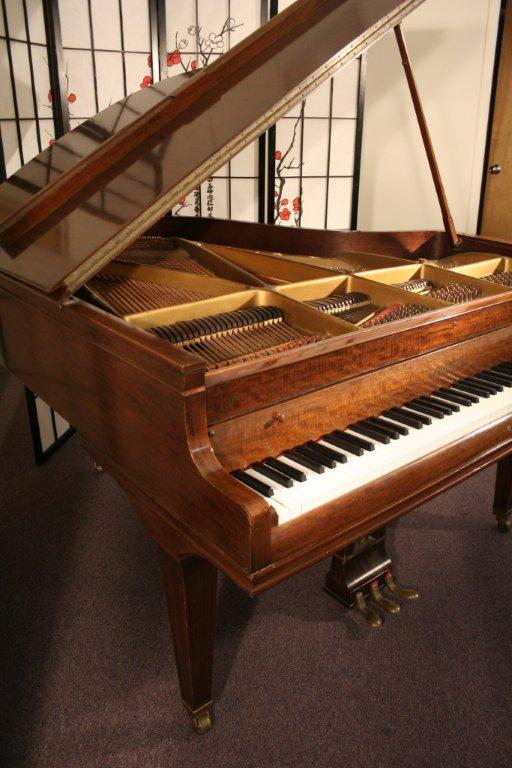 (SOLD) Chickering Baby Grand Piano 5'3