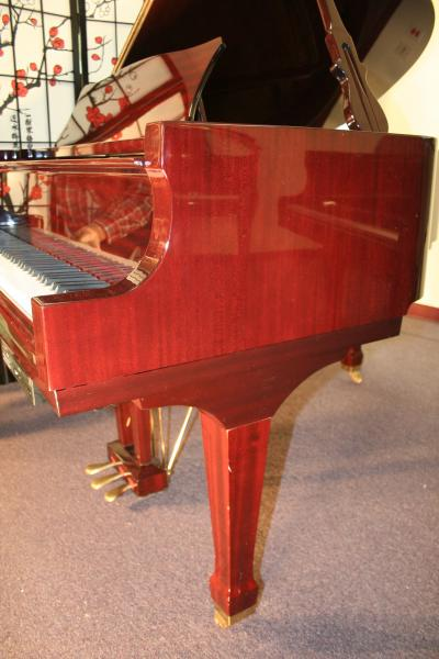 (SOLD) Weber Grand  Player Piano 2002 5'7 QRS Player System