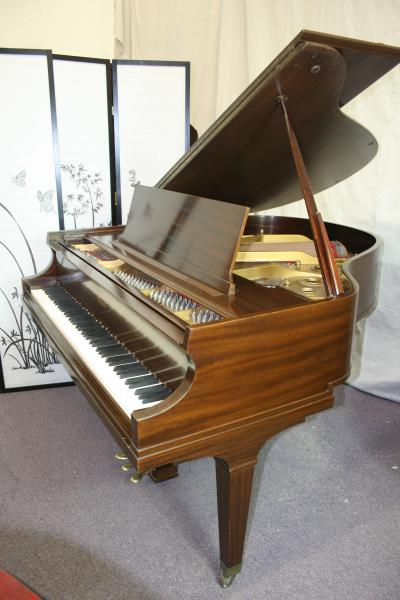 (SOLD)Baldwin Baby Grand Piano Model M 5'3' 1951 Refurbished/Refin. 08/2012