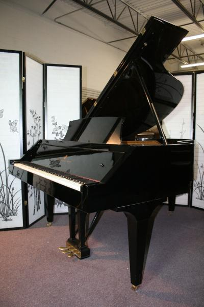 (SOLD)Steinway Grand Piano Model A, (VIDEO) Custom design Avant Garde/ Modern Space Ship Style