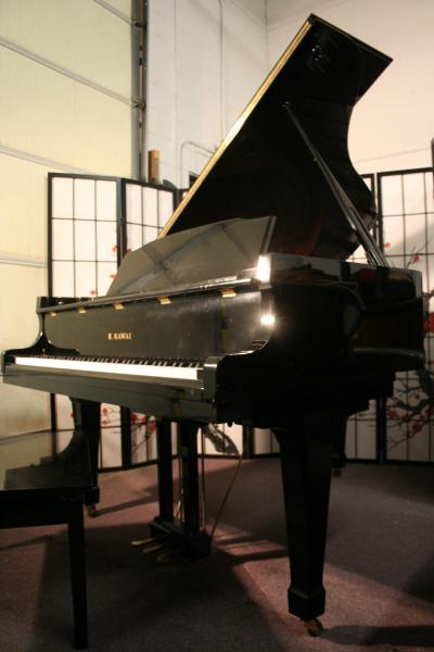 (SOLD)Kawai GS 30 6'1' Grand Piano Low Mileage Primo, Mint