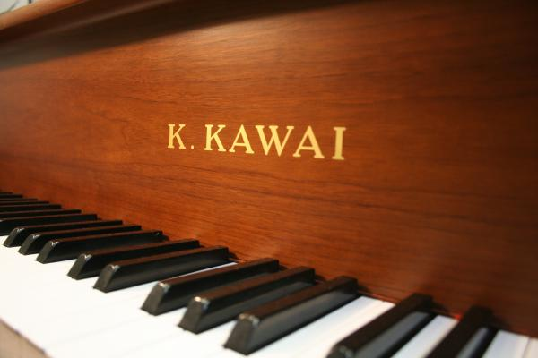 (SOLD) Kawai Baby Grand Piano GE1 5'1' Beautiful Walnut, 1986, rarely played, Mint Condition