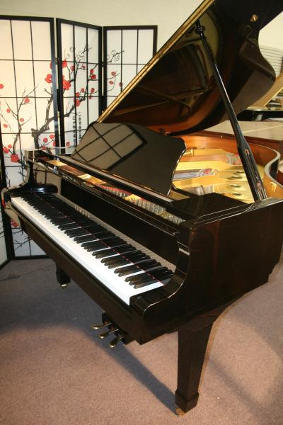 Yamaha G2 Ebony Gloss 5'8 Grand Piano 1991 (SOLD)