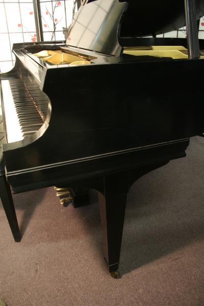 (SOLD ) Mason & Hamlin Baby Grand Piano Model B 5'3 Ebony 1935