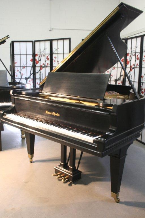 (SOLD)Mason & Hamlin AA Grand Piano 6'4