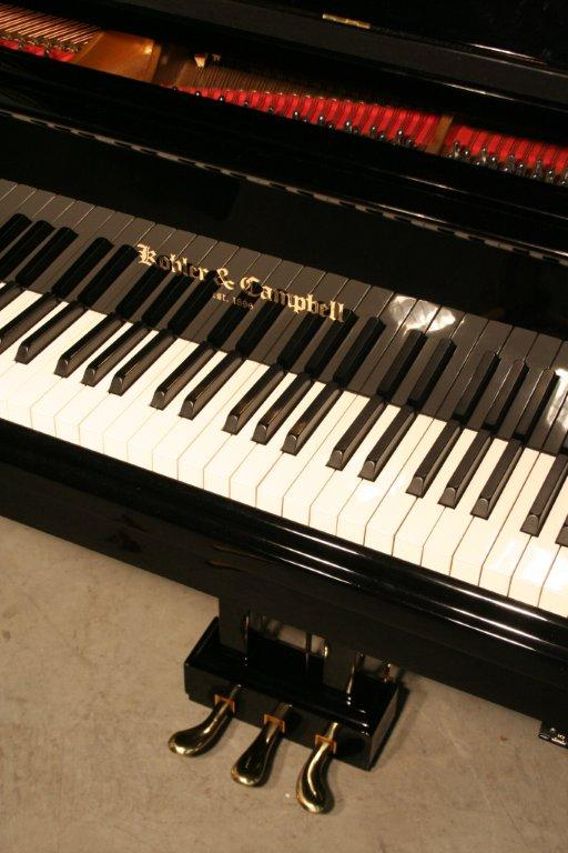 (SOLD) Kohler & Campbell Player Piano 5'  2008  PianoDisc IQ System