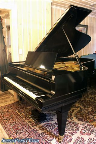 (SOLD Congratulations Alysha) Mason & Hamlin Grand Piano BB  6'11