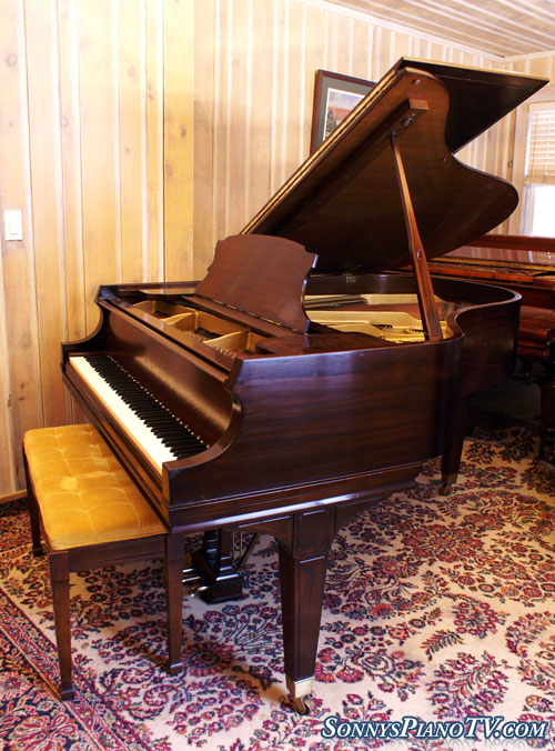 (SOLD) Mason & Hamlin Piano Model A 5'8
