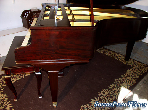 (SOLD)Chickering Grand Piano
