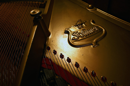 (SOLD)Sohmer Grand Piano