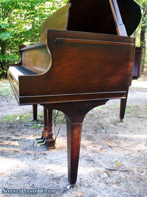 (SOLD)Sohmer Piano Baby Grand 5'1