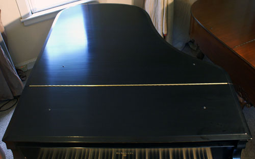 (SOLD)Exquisite Knabe Grand Piano 6'3
