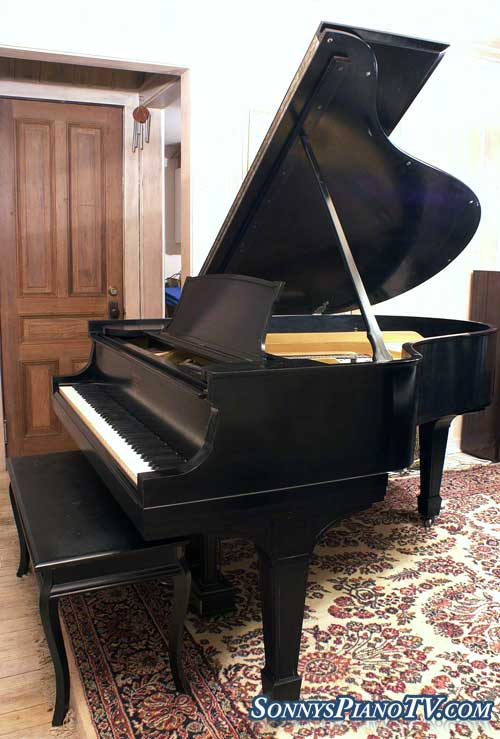 (SOLD Congratulations Kevin) Steinway Grand Piano Model