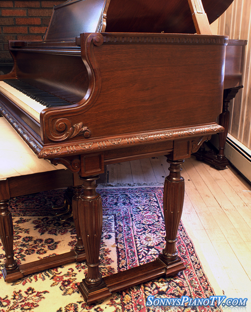 (SOLD) Art Case Sohmer Grand Piano
