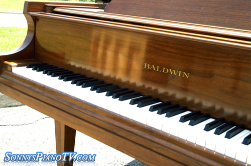 (SOLD) Baldwin Grand Piano 6'3