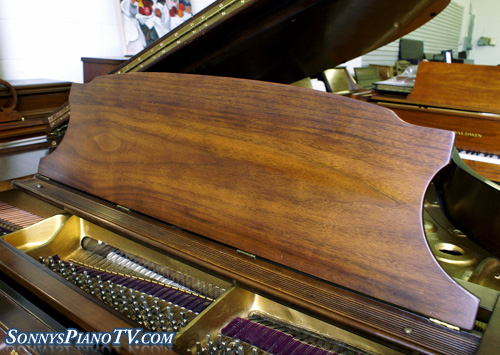 (SOLD Congratulations David & Family) Mason & Hamlin Grand Piano Model A 5'8