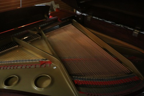 (SOLD) Schuman Baby Grand Piano 5'1