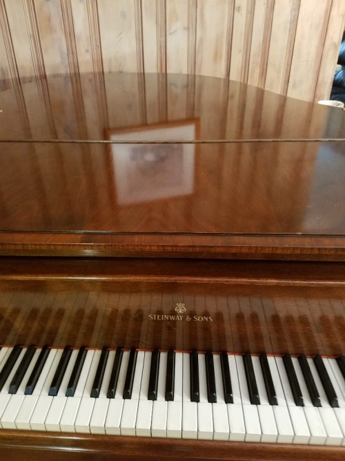 (SOLD)Steinway S Baby Grand 5'1