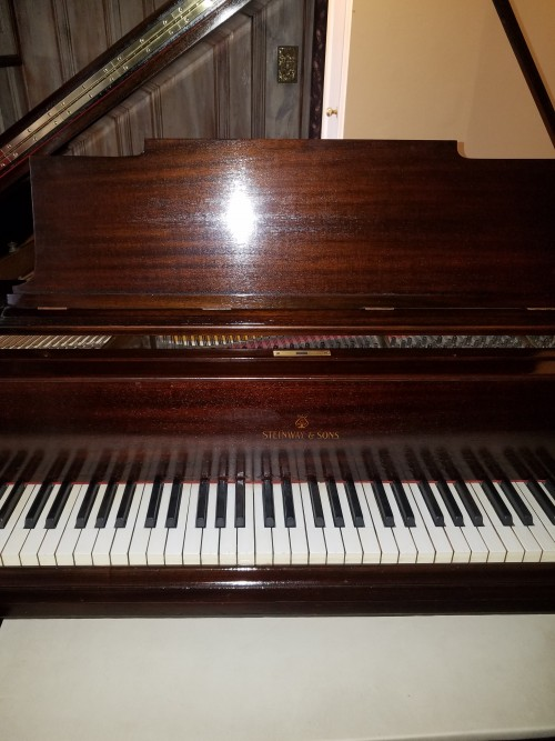 (SOLD) BLOWOUT SALE! Steinway Grand Piano Model M 1922