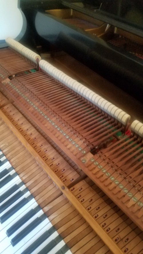 Baldwin Grand Piano Model L 6'3