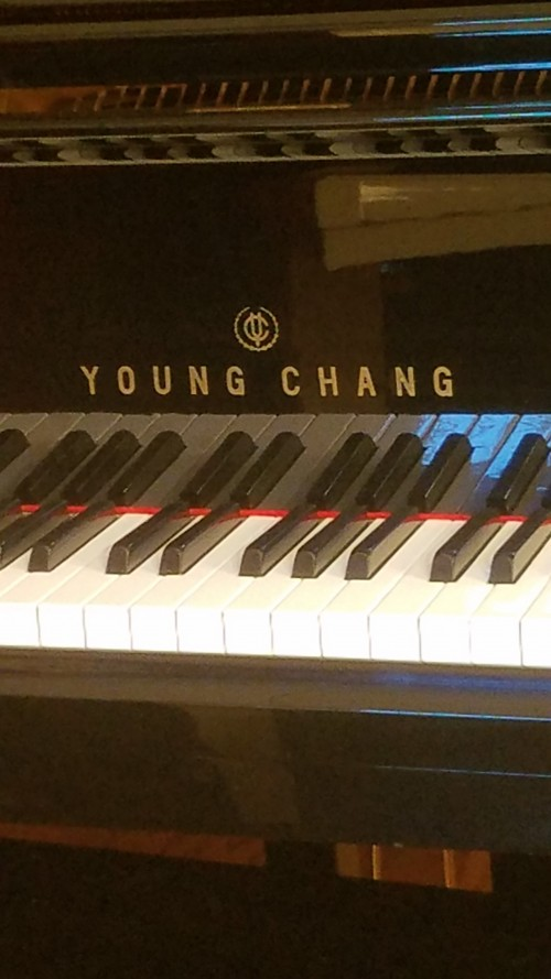(SOLD) Young Chang Ebony Gloss 5'2