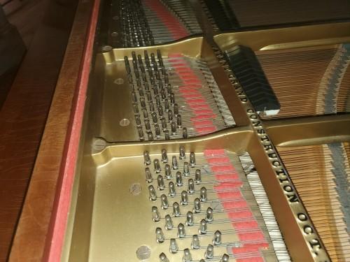 Steinway Grand Piano Model M Walnut 1915