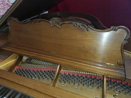 Sohmer Grand Piano, King Louis XV Art Case 5'7
