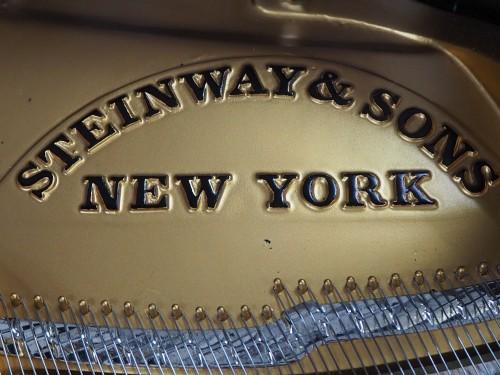 (SOLD)Steinway L