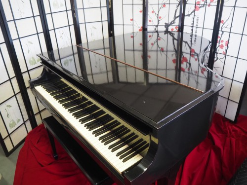 Steinway Grand Piano Model M 1966 All Excellent Original Steinway Parts $17,950
