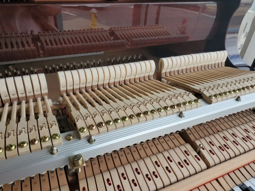 Pramberger-Young Chang Player Piano 2001 5'1