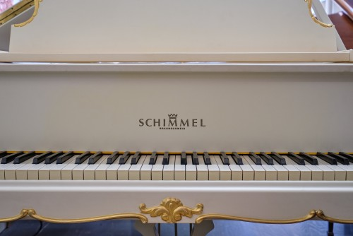 (SOLD) Art Case Schimmel 5'11