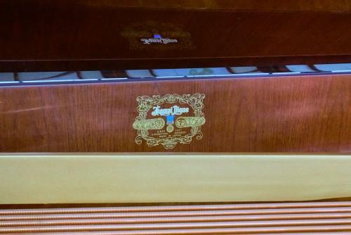 (SOLD)Kawai KG1E Grand Piano Hi-Gloss, Polished Walnut 1988 Like New