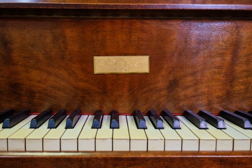 (SOLD) Art Case Knabe Grand Piano, Hand Carved, Gorgeous