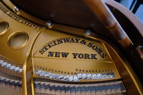 STEINWAY M KING LOUIS XV STYLE