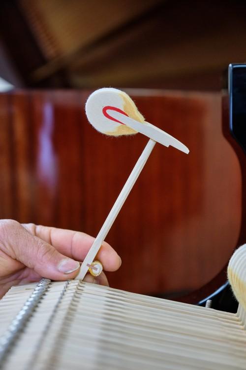 (SOLD) PETROF GRAND PIANO 5'8