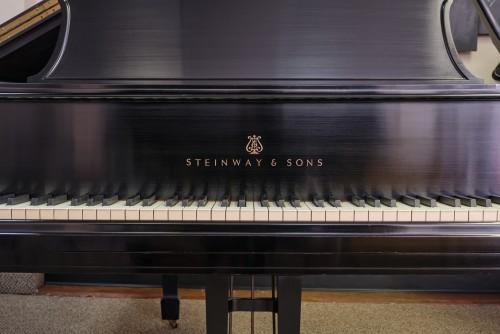 Steinway Grand Model L  5'10.5