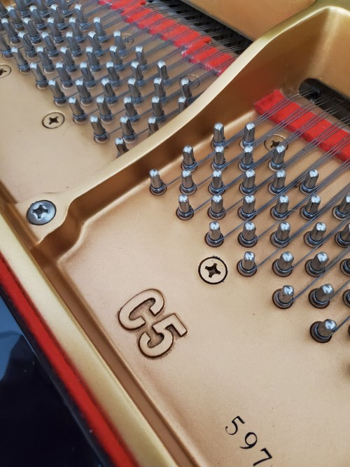 Yamaha C5 Grand Piano 6'7